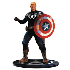 Capt America Commander Rogers 1:12  - Previews Exclusive