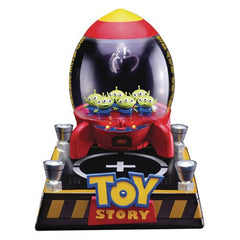 Toy Story Aliens Floating Rocket Egg Attack Statue - Px