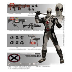 Deadpool X-Force One:12 Collective Action Figure - PX
