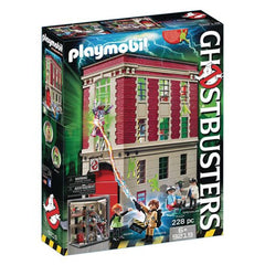 Ghostbusters Firehouse Playset