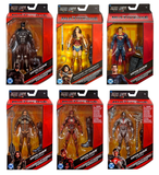 Justice League Multiverse Wave 1 Steppenwolf