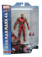 Capt America: Civil War Iron Man Mark 46 Select Figure