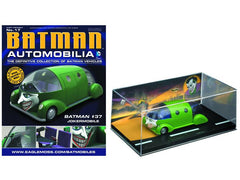 Batman #37 Jokermobile Die-Cast Metal Vehicle