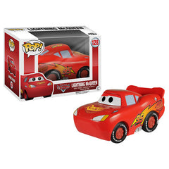 Cars Lightning McQueen Pop! Vinyl Figure