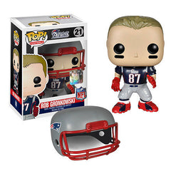 NFL Rob Gronkowski Wave 1 Pop! Vinyl Figure