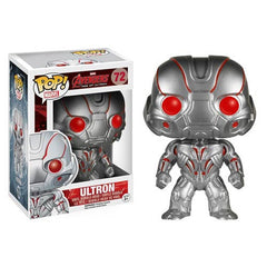 Avengers Age of Ultron Ultron Pop! Vinyl Bobble Head Figure