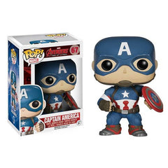 Avengers Age of Ultron Cpt America Pop! Vinyl Figure