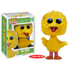 Sesame Street Big Bird 6-Inch Pop! Vinyl Figure