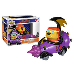Hanna-Barbera Mean Machine Pop! Vinyl Vehicle with Muttley