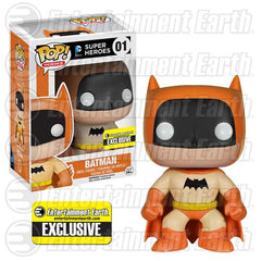 Batman 75th Anniversary Orange Rainbow Pop! Exclusive