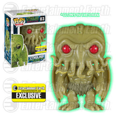 Cthulhu Glow-in-the-Dark Pop! Vinyl Figure - Exclusive