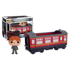 Hogwarts Express Vehicle with Ron Weasley Pop! Vinyl