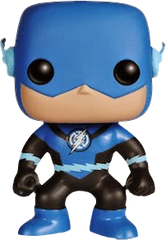 Flash - Blue Lantern Flash Pop! Vinyl Figure