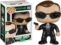 The Matrix - Agent Smith Pop! Vinyl Figure