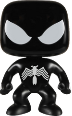 Black Suit Spiderman Pop! Vinyl