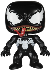 Spiderman - Venom Pop! Vinyl