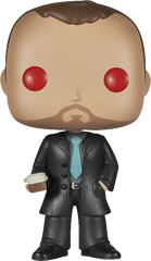 Supernatural - Crowley with Demon Eyes POP! Vinyl