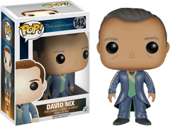 Tomorrowland - David Nix Pop! Vinyl