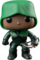 Arrow - John Diggle The Hood Pop! Vinyl SDCC