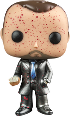 Supernatural - Crowley Metallic Blood Splatter Pop! Vinyl Figure
