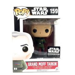 FUNKO POP GRAND MOFF TARKIN STAR EXCLUSIVE 159
