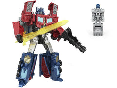 Transformers Voyager Titans Return - G2 Optimus Prime