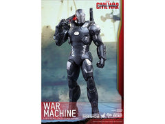 Hot Toys  Capt America: Civil War WarMachine Mark III 1/6