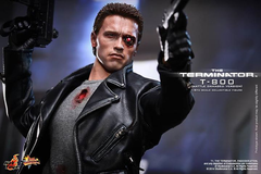 "Terminator - T-800 Battle Damaged 12"" Figure"