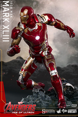 "Avengers 2 Movie - Iron Man Mark 43 12"" Figure"