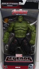 Avengers Marvel Legends Action Figures Wave 2 Hulk