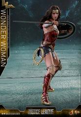 Justice League Wonder Woman Hot Toys MMS450