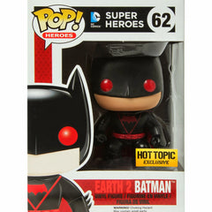 Earth 2 Batman Pop! Heroes Vinyl Figure Hot Topic Exclusive