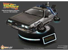 BTTF 2 1/20 Magnetic Floating DeLorean Time Machine
