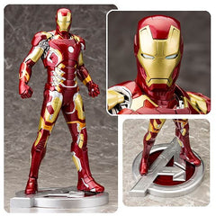 Avengers Age of Ultron Iron Man Mark 43 ArtFX Statue