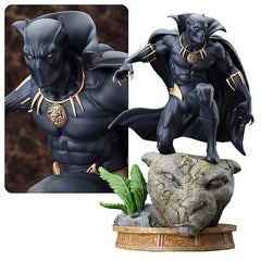 Kotobukiya Fine Art Black Panther