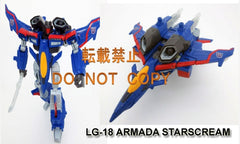 Transformers LG-18 Armada Starscream