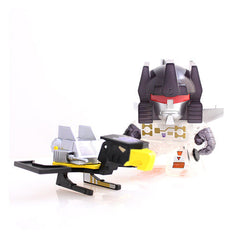 TF Transparent Frenzy and Buzzsaw Action Vinyl Figures 2-Pack