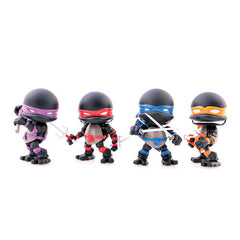 TMNT Stealth Action Vinyl Figures 4-Pack - 2015 SDCC 2015