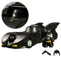 Batman 1989 Batman and Batmobile Mez-Itz Mini-Figure