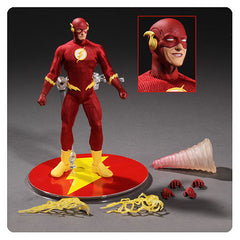 The Flash 1:12 Collective Action Figure