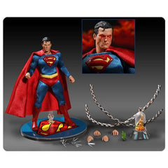 Superman 1:12 Scale Collective Action Figure