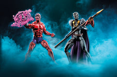 Marvel Legends Klaw and Shuri Exclusive