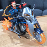 "6"" MARVEL LEGENDS GHOSTRIDER DELUXE SET"