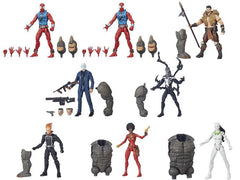 Marvel Legends Spider-Man Wave 4! RHINO BAF