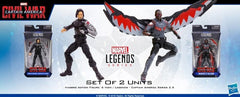 Marvel Legends Exclusive Walmart Bundle