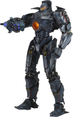 "Pacific Rim - Gypsy Danger 18"" Battle Damaged Figure"