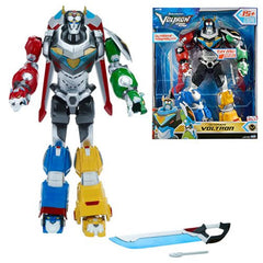"Voltron: Legendary Defender with Lights and Sounds 14"" Figure"