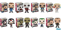 Suicide Squad Pop! Vinyl Figure Bundle!