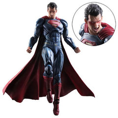 Batman v Superman: DOJ Superman Play Arts Kai Action Figure