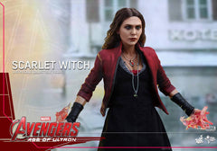 Age of Ultron Scarlet Witch Figure From Hot Toys